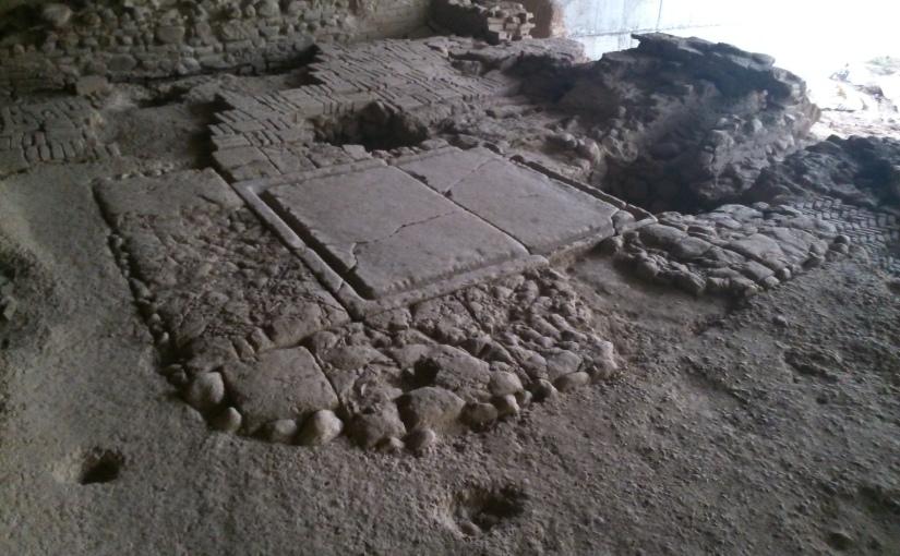 Granada en época visigoda. Contexto histórico yarqueológico.