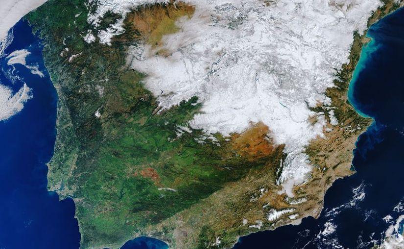 Conociendo la Península Ibérica por los cuatro costados (III). Elclima.