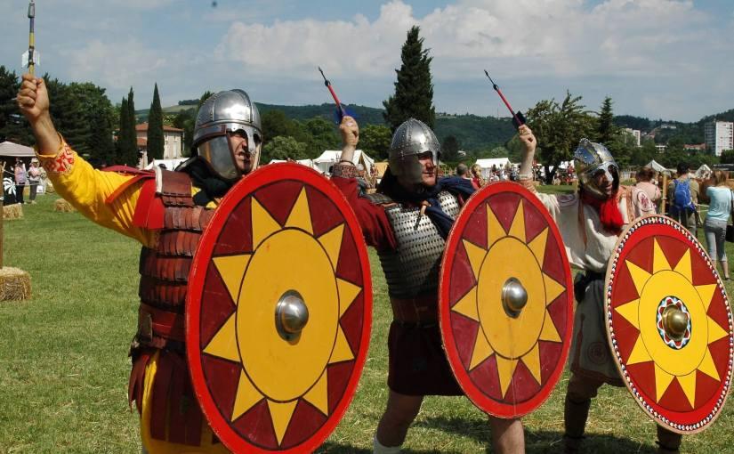 Adrianópolis. El equilibrio de poder entre Roma y losgodos.